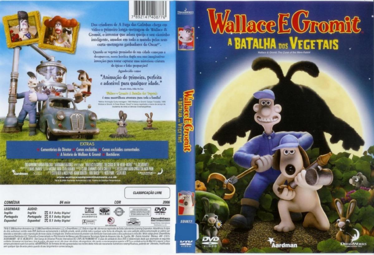 dvd os vegetais dublado