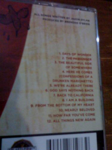 wallflowers- rebel sweetheart cd usado en excelente condicio
