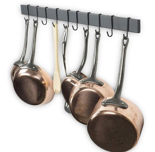 wallniture cocina organizador rieles utensilios colgante hie
