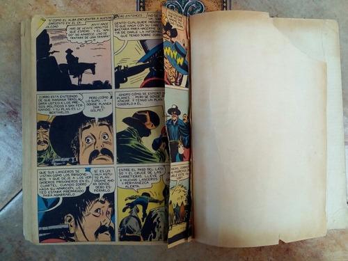 walt disney, coleccion tesoros, empaste con 14 historietas.