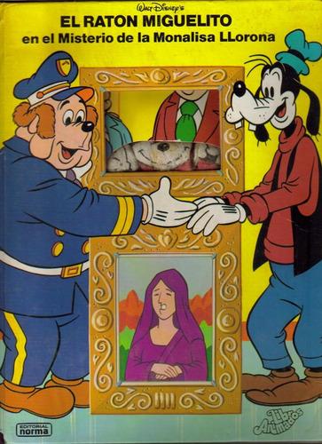 walt disney's.libros animados: el raton miguelito  $230.00