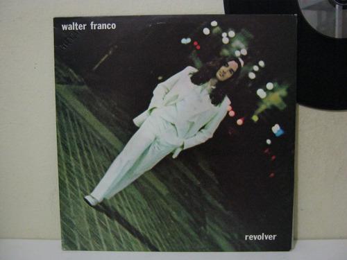 walter franco - revolver - lp disco de vinil excelente raro