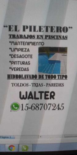 walter piletero