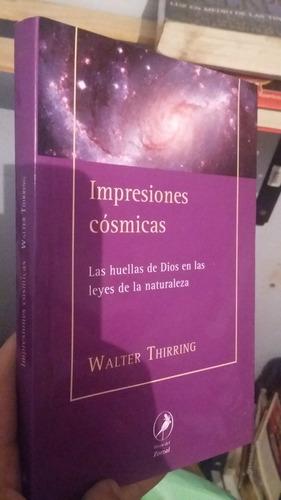 walter thirring - impresiones cosmicas