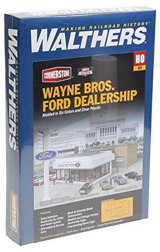 walthers cornerstone wayne bros ford un tren