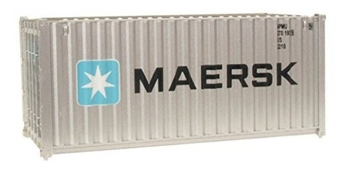 walthers scenemaster rs rrmaersk container, 20 .