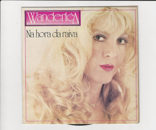 wanderléa 1981 na hora da raiva - compacto ep 24