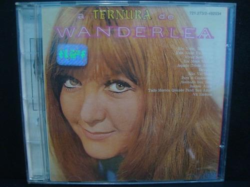 wanderléa - a ternura de wanderléa - cd nacional