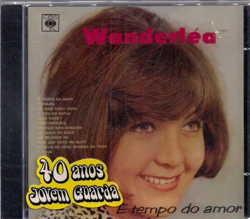 wanderléa - é tempo do amor - ternura  + b ônus