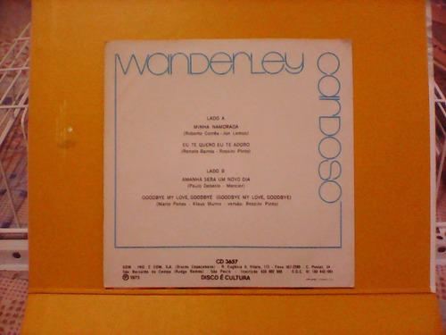 wanderley cardoso - compacto duplo
