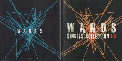 wands singles collection + 6 japón japones japoneses tokio