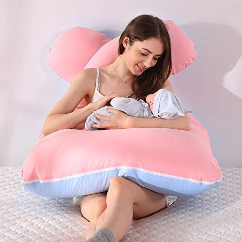 wannafree completa almohada de embarazo cuerpo - 55 en la a