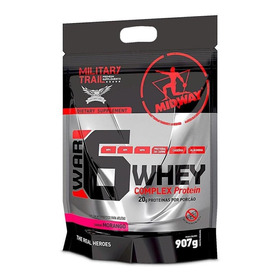 War 6 Whey Complex 907g Midway Val Longa