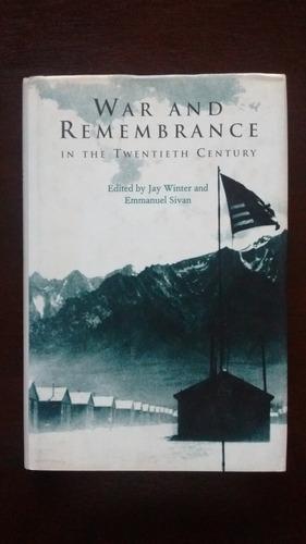 war and remmebrance - jay winter (ed.) - cambridge