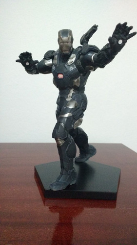 war machine 1/10 iron studios captain america: civil war man