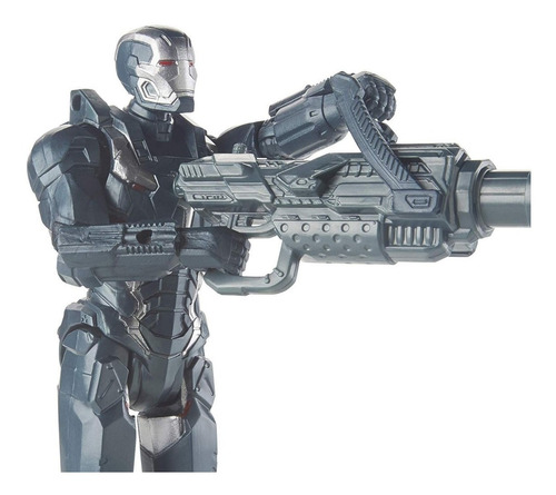 war machine avengers endgame marvel hasbro 15 cm