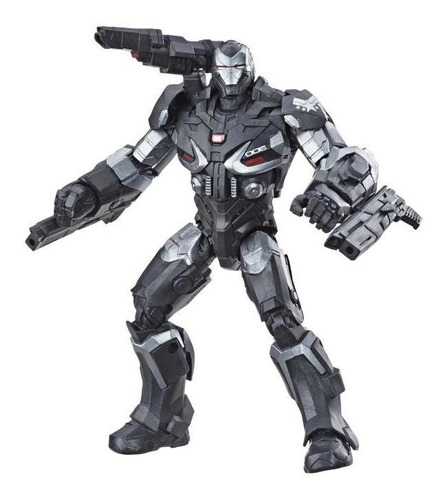 war machine - avengers endgame - marvel legends (hulk baf)