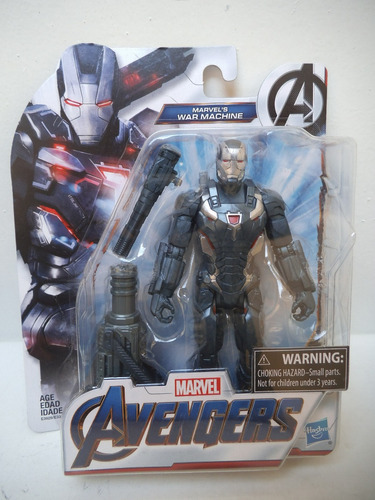 war machine avengers hasbro