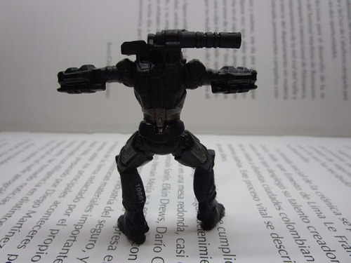 war machine iron man figura accion marvel 6cm original