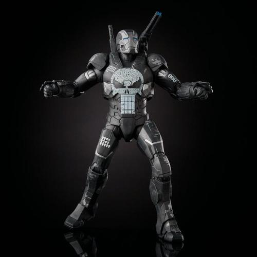 war machine punisher marvel legends marvel comics