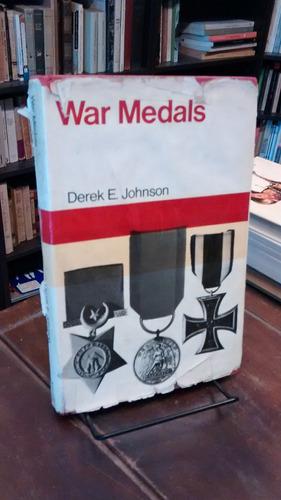 war medals - derek e. johnson
