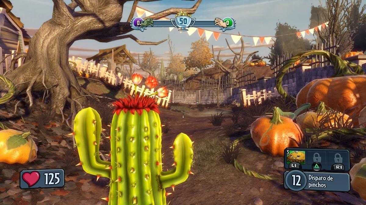 Plants Vs Zombies Garden War Ps3 || Español Latino || Oferta - $ 99 ...