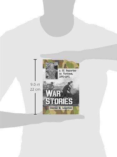 war stories: un reportero gi en vietnam, 1970-1971
