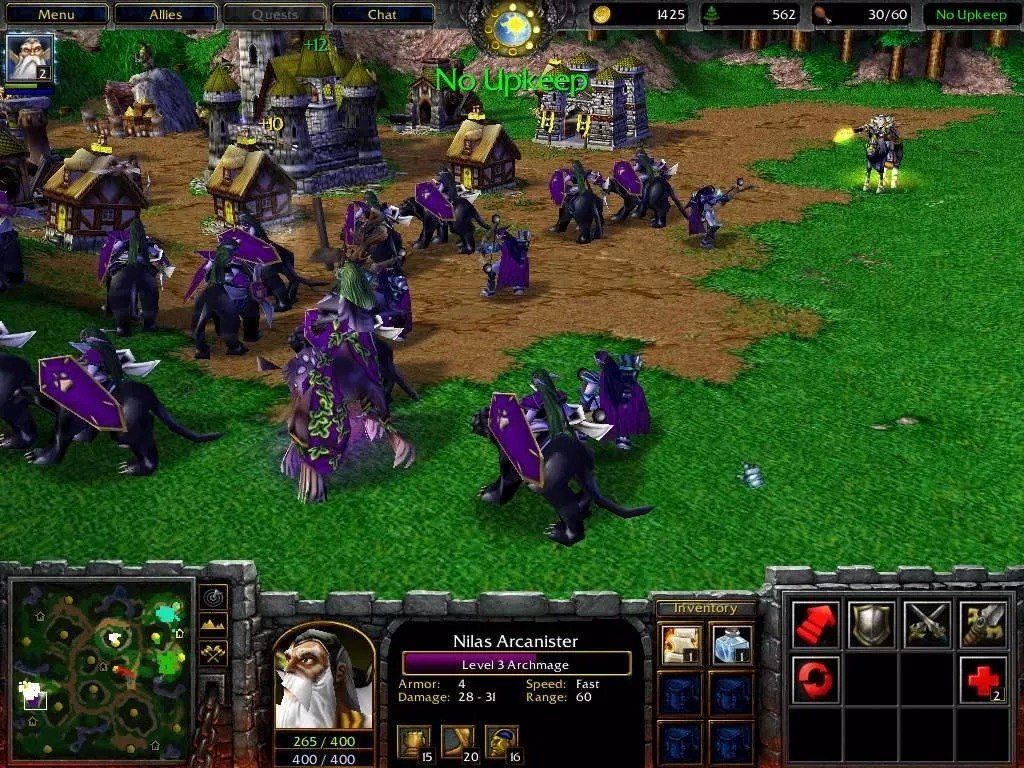 Warcraft Iii Reign Of Chaos + Expansão - Pc - Envio Digital