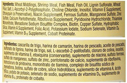 wardley premium pellets de camarón, de 9 onzas