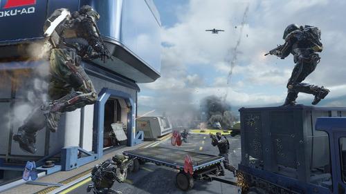 warfare juegos ps4 call duty advanced
