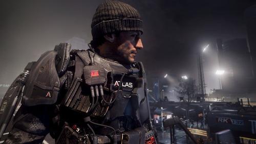 warfare xbox 360 call duty: advanced