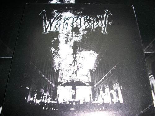 warfield - demo 2007 - cd black metal mexico