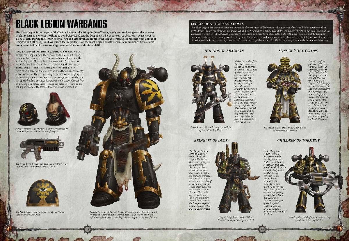 Chaos Space Marines Codex Pdf