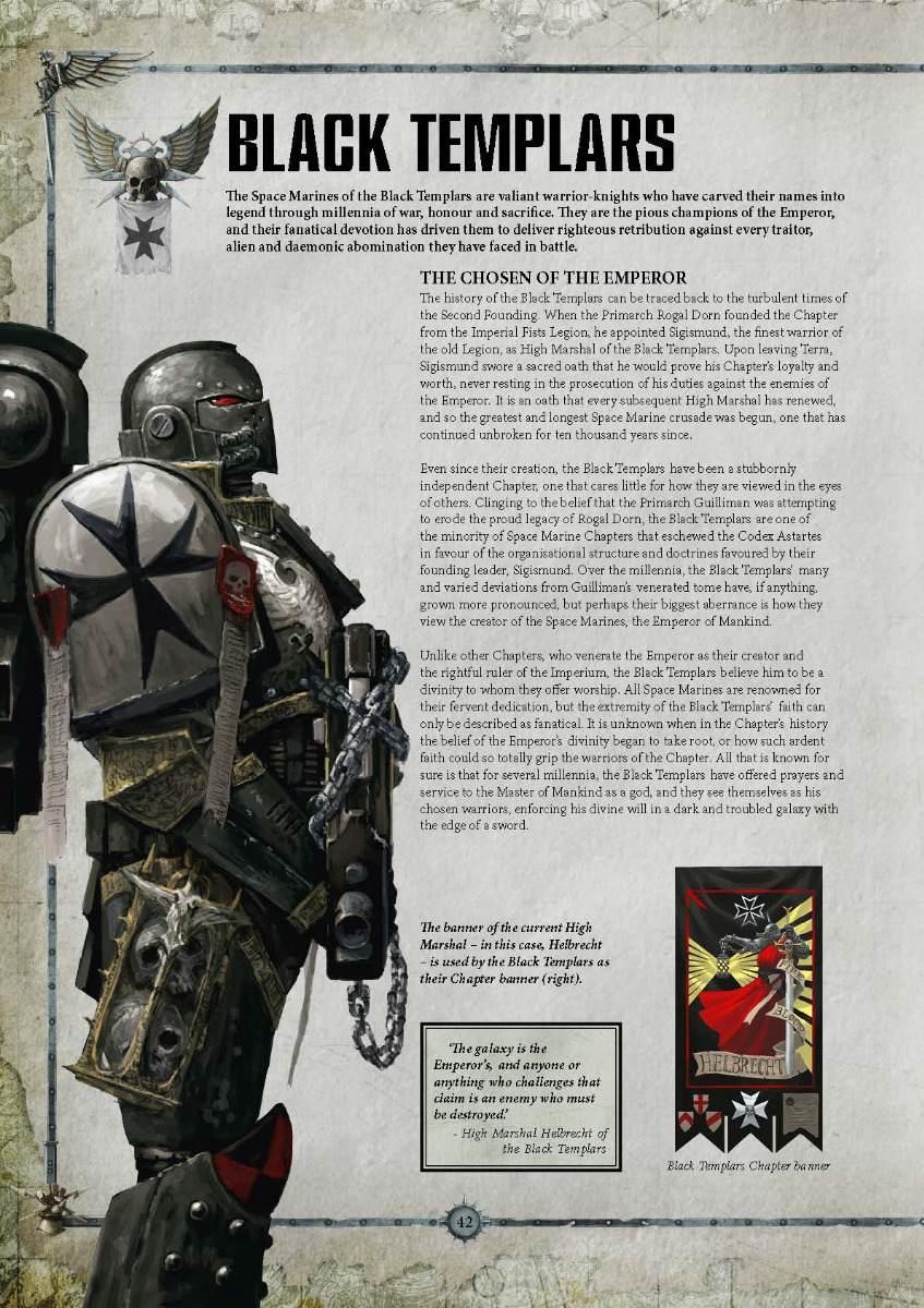 Warhammer 40k 8a Edicion Codex Space Marines 2017 Nuevo  pdf