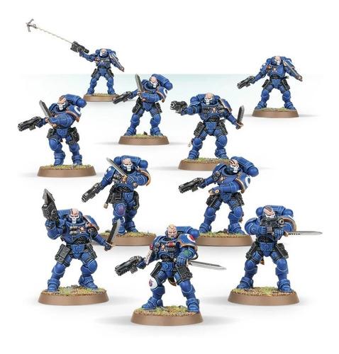 warhammer 40k space marines primaris reivers