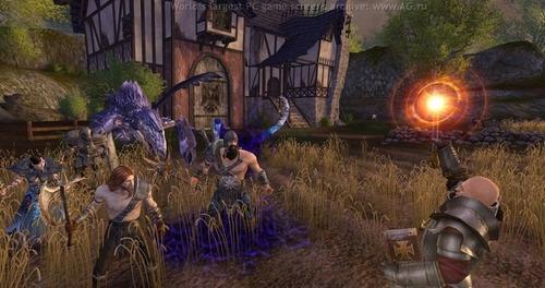 warhammer online age of reckoning   pc mídia física original