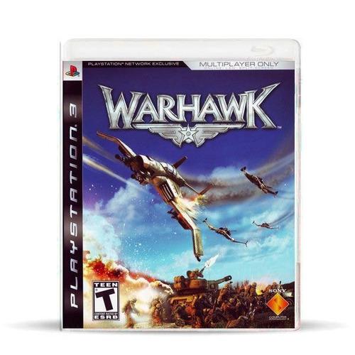 warhawk (usado) ps3 físico, macrotec