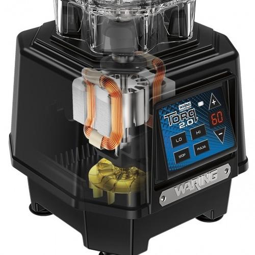 waring commercial tbb160 licuadora mezclador táctil 48 onzas