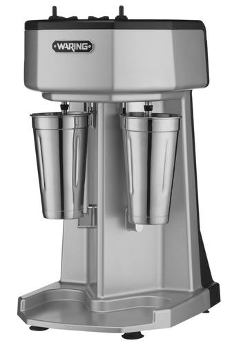 waring commercial wdm240 batidora mezclador malteadora doble