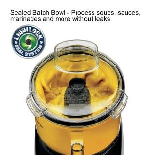 waring commercial wfp14sw procesador de alimentos 3.3 litros