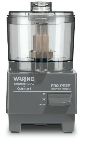 waring (wcg75) 3/4 qt pro prep chopper grinder