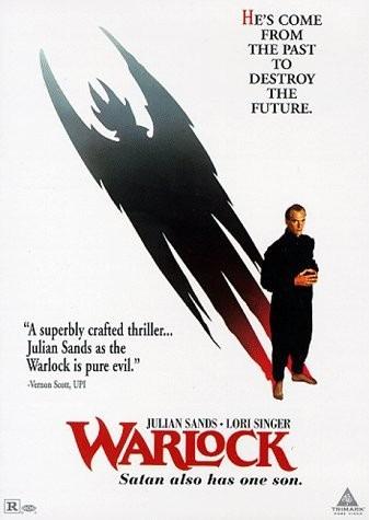 warlock el brujo - dvd julian sands,lori singer