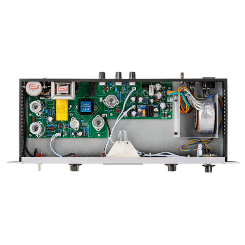 warm audio wa2a compresor de un canal tipo teletronix la2a