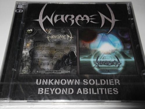 warmen 2cd unknown soldier/beyond  children of bodom dist0