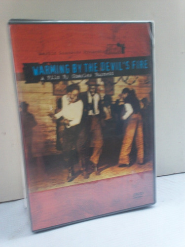 warming by the devil´s fire. a film by charles burnett. dvd.