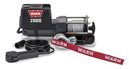 warn (92000) 2000 winch de utilidad de cc