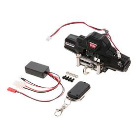 Warn Doble Motores Cabrestante W/controlador Remoto Receptor