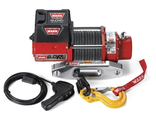 warn <71550> 9.0rc 9000 lb-rock de arrastre del...