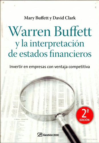 warren buffett y la interpretacion de estados financieros