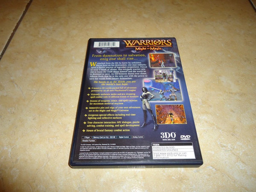 warriors of might and magic playstation 2 +++